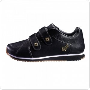 Кроссовки FOX GIRLS ENVY STRAP SHOE Womens BLACK