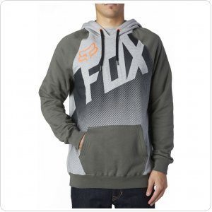 Толстовка FOX CAPTIVE PULLOVER FLEECE [HTR GRY]