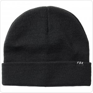 Шапка FOX MACHINIST BEANIE [BLACK]