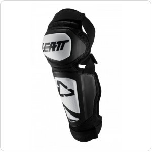 Наколенники LEATT Knee & Shin Guard 3.0 EXT [White/Black]