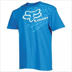 Футболка FOX Giant Dirt Shirt [Blue]