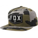 Кепка FOX SHIELD SNAPBACK HAT [CAMO]
