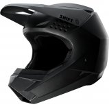Мотошлем SHIFT WHIT3 HELMET [MT BLACK]