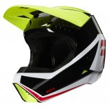 Детский мотошлем SHIFT YOUTH WHIT3 LABEL HELMET [FLO YELLOW]