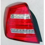 Chevrolet Lacetti 4 двери седан оптика задняя LED tube Winstorm/ Led taillights LED tube