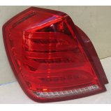 Chevrolet Lacetti 4 двери седан оптика задняя Benz W222 / Led taillights Benz style W222