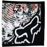 Полотенце FOX Morphine Beach Towel White