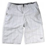 Шорты FOX Kaliber Short [White]