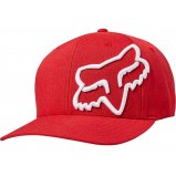 Кепка FOX CLOUDED FLEXFIT HAT [Red White]