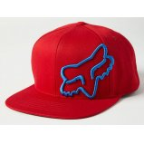 Кепка FOX HEADERS SNAPBACK HAT [Red]