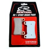 Тормозные колодки Renthal RC-1 Sports Brake Pads BP-518-HHP