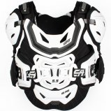Мотозащита тела LEATT Chest Protector LEATT 5.5 Pro HD White