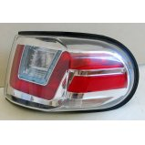 FJ Cruiser оптика задняя стиль Evoque хром  / LED taillights Evoque style restyling chrome