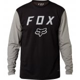 Футболка FOX CONTENDED LS TECH TEE [BLK]