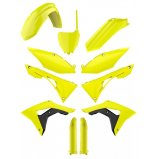 Пластик Polisport MX kit for Honda [Flo Yellow]