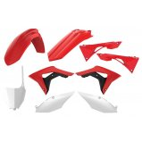 Пластик Polisport MX kit for Honda [Red]