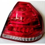 Chevrolet Aveo T250  оптика задняя Benz W222 / Led taillights Benz style W222