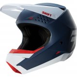 Мотошлем SHIFT WHIT3 HELMET [NAVY]