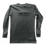 Футболка FOX Classic L/S T-Shirt Heather [Grey]