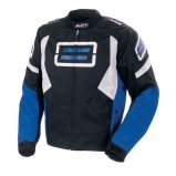 Мото куртка SHIFT Super Street Textile Jacket [Blue]