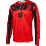 Мото джерси SHIFT WHIT3 YORK JERSEY [RED]